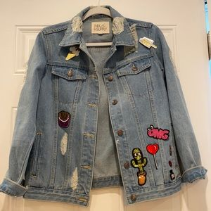 Thread Supply jean jacket